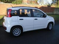 Automatic 2013 Fiat Panda Easy motorhome tow car braked a-frame towcar