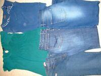 Womens Size 10 Clothes Casual Bundle