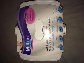 Milton sterilising unit BRAND NEW unused