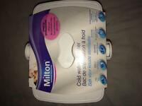 Milton sterilising unit BRAND NEW unused