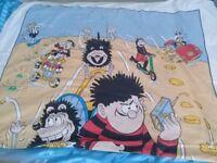 Original 80s Beano quilt cover sets