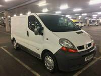 55 Plate Renault Traffic Swb 1.9 dci 6 Speed Manual