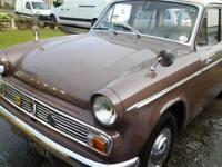 1963 hillman minx classic car