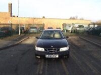 SAAB 9-5 SALOON 2.2ltr MOT-GOOD CONDITION
