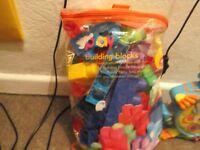 Kids toys + books bundle
