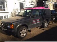 Land Rover Discovery 2000X in good condition for sale