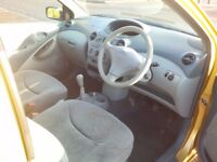 Toyota Yaris 1.0 New MOT Nice and Clean First to see will buy not a Clio Fiesta Corsa Ka Micra c1