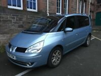 2007 Renault Espace 2.2DCI - *AUTOMATIC* 7 Seater Family Car - Fully Loaded - Years MOT