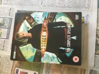 DVD box set doctor who the complete specials