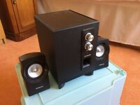 Polaroid PC speakers