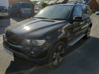2005 '55' BMW X5 - 3.0d - MOT Jan 2019 - 6 Speed Auto - 124,000 Miles - Fully Loaded