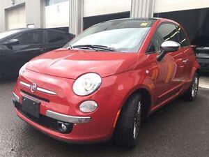 2012 Fiat 500 -