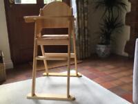 Folding Highchair