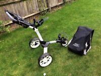 Stewart R1 Golf Trolley & Travel Bag