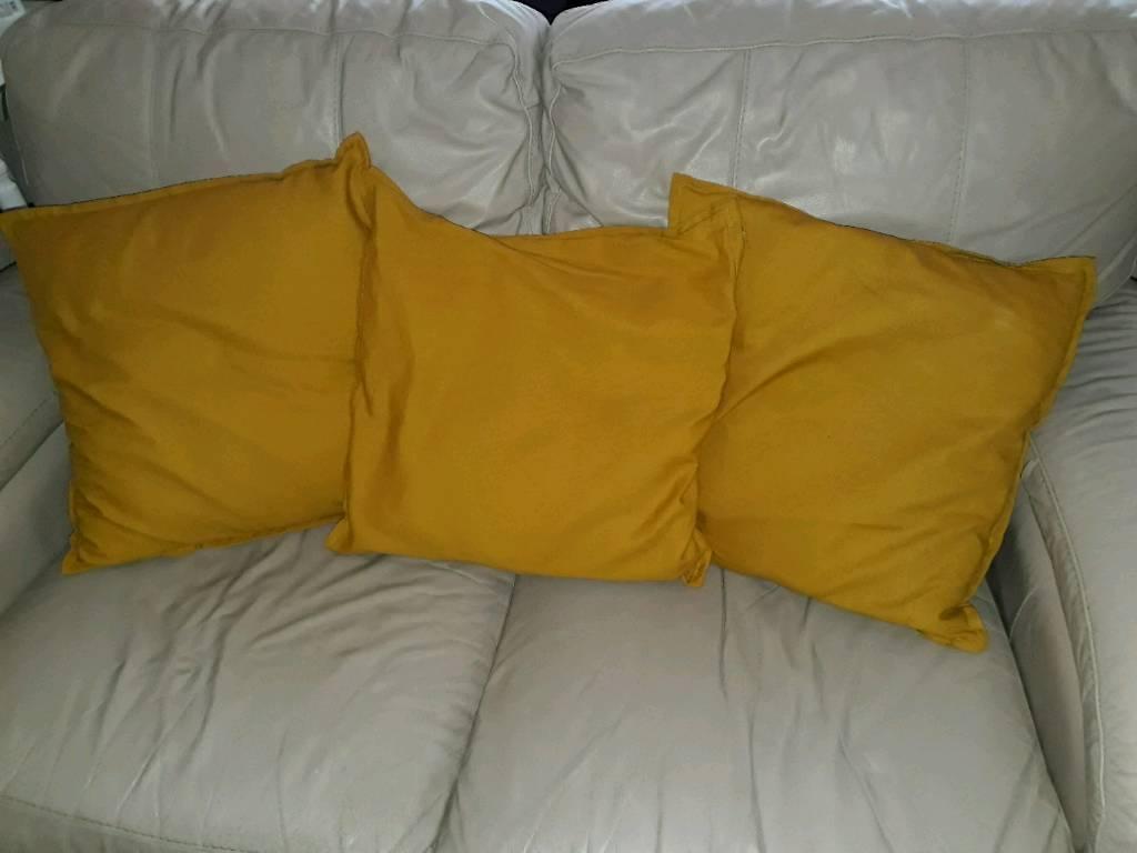 Mustard Yellow Ochre Home Accessories