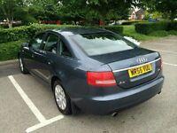 2006 Audi A6 2.4 petrol 130K miles Excellent condition Swap Part exchange PX welcome