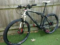 CUBE Carbon Super HPC pro 29er - may swap or px