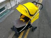 Mamas And Papas Armadillo XT Travel System / Pram / Pushchair Yellow