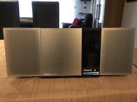 Panasonic Flat Panel Hi-Fi System