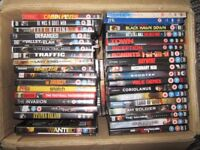 DVD Collection Various Dvds Action Horror ect