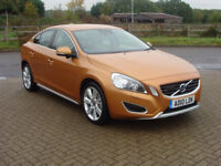 2010 Volvo S60 2.4 D5 SE Lux Geartronic