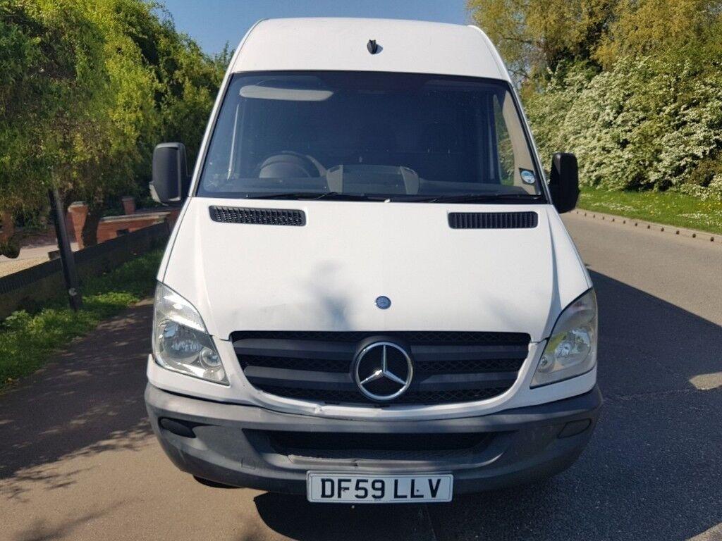 bdb4c17451f67d Mercedes-Benz Sprinter 2.1 CDI 313 High Roof Panel Van 4dr (LWB ...