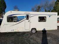 2014 bailey pegasus gt65 rimini 2 awnings excellent condition very little use.