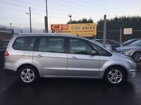 Ford Galaxy zetec 2.0 tdci diesel 7 seater 2011 one owner 70000 full service history long mot