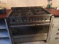 Smeg 6 Burner Oven