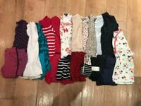 Toddler Girls Clothes (18-24 months) - 22 items