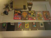 Nintendo NES PAL with GAMES, rare !!! Perfect Xmas gift!!!!!!!!!!