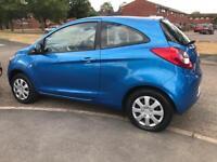 Ford ka 1.2 10 month mot low mileage