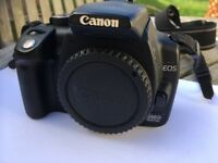 Canon EOS 350d camera body