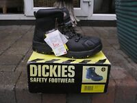 Dickies Medway Safety Boot S3 Size 6 Euro 4O
