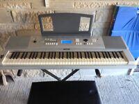 Yamaha DGX220 Digital Keyboard/Piano