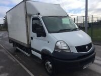 Renault mascot box wagon 2010 tail lift 6.5 ton 1 owner drives excellent good runner no vat