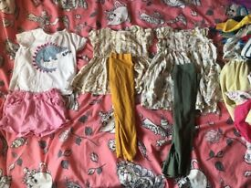 Girls 2-3 and 3-4 clothes bundle