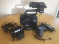 SONY PXW-FS7 Professional video camera - Body only. In mint condition