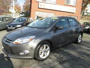 2013 Ford Focus SE, Only 55000 Kilometers, HEATED SEATS, CLEAN!