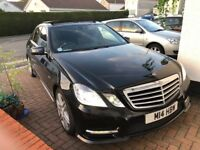 MERCEDES -BENZ .E220 CDI SPORTS AMG KIT BLUEEFFICIENCY DIESEL