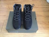 Timberland Boots(Black/Grey)(Suede) size 9.5 (New) £90