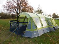 Vango Airbeam Inspire 600 Elite Collection Tent - 6 Berth