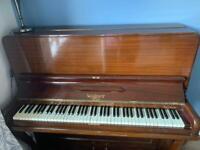 Free Upright piano - Gone