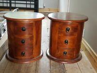 Jali 3 draw drum x 2 storage units
