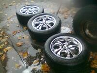"BOSS 304 rims 18"" for jimmy/sonoma/blazer/cutlass/monte"