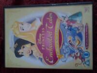 Disney Enchanted Tales Dvd