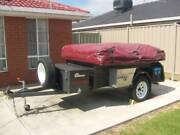 Sunset camper trailer Altona Meadows Hobsons Bay Area Preview