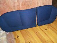 Rear bench seat for Fiat Punto 5 door (year 2000-2005)