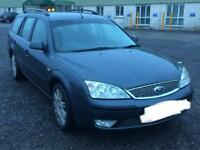 Breaking Ford Mondeo estate