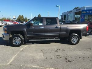 2015 Chevrolet SILVERADO 2500HD LTZ 4WD| Park assist Kingston Kingston Area image 2